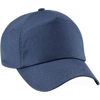 Accesorios textil Gorra Beechfield BC010 Azul marino