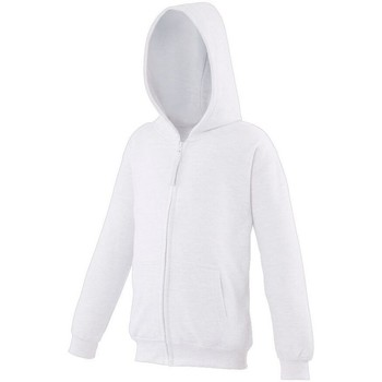 textil Niños Sudaderas Awdis JH50J Blanco polar