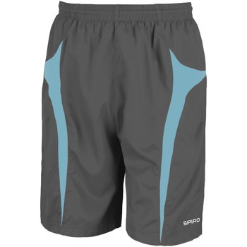 textil Hombre Shorts / Bermudas Spiro S184X Gris / Agua