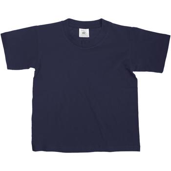 textil Niños Camisetas manga corta B And C TK300 Azul real