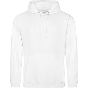 textil Sudaderas Awdis College Blanco Polar