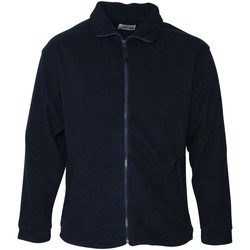 textil Hombre Polaire Absolute Apparel Brumal Azul marino