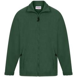 textil Hombre Polaire Absolute Apparel  Verde botella
