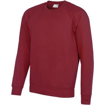 textil Hombre Sudaderas Awdis AC001 Granate claret