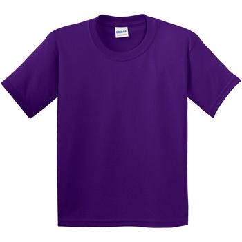 textil Niños Camisetas manga corta Gildan 5000B Púrpura