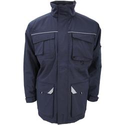 textil Hombre Parkas Result R301X Azul real