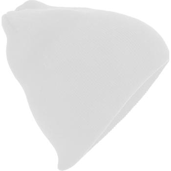 Accesorios textil Gorro Beechfield B44 Blanco