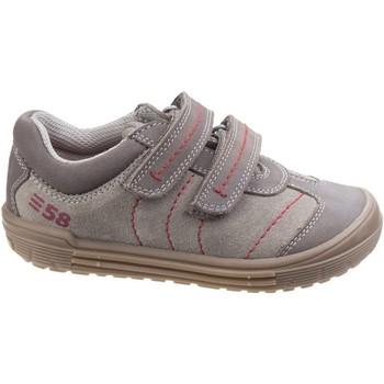 Zapatos Niño Multideporte Hush puppies Finn Gris agua