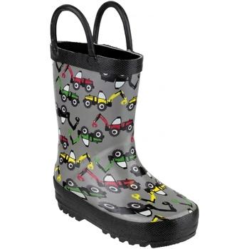 Zapatos Niño Botas de agua Cotswold PUDDLE BOOT Excavadora