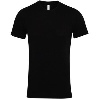 textil Camisetas manga corta Bella + Canvas CV001 Negro