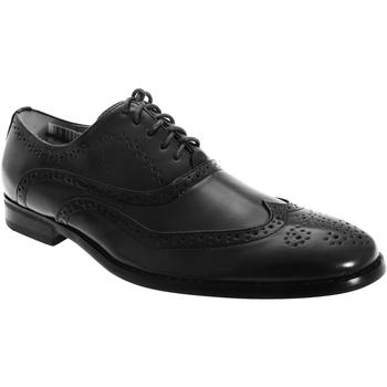 Zapatos Hombre Richelieu Goor  Negro