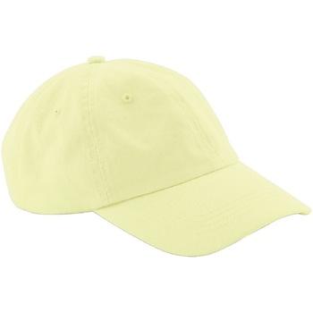 Accesorios textil Gorra Beechfield B653 Limón pastel