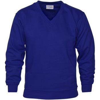 textil Hombre Sudaderas Absolute Apparel  Azul