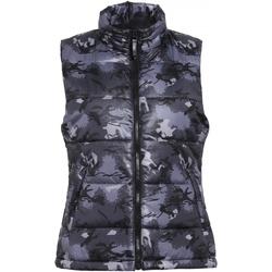 textil Mujer Plumas 2786 TS15F Gris camuflaje