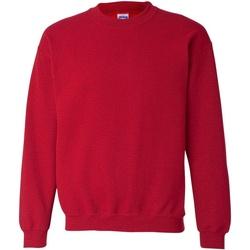 textil Sudaderas Gildan 18000 Rojo Cereza Antique