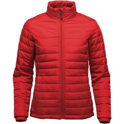 textil Mujer Plumas Stormtech QX-1W Rojo brillante