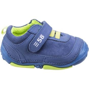 Zapatos Niño Multideporte Hush puppies Harry Azul