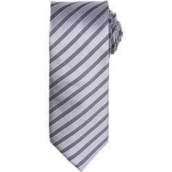 textil Hombre Corbatas y accesorios Premier PR782 Gris/gris oscuro