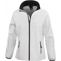 textil Mujer Cortaviento Result R231F Blanco/negro