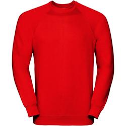 textil Sudaderas Russell 7620M Rojo brillante