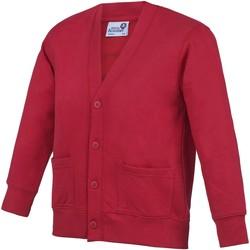 textil Niños Chaquetas de punto Awdis  Rojo