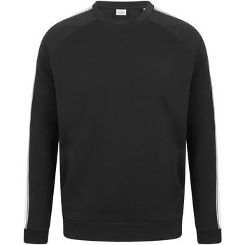 textil Sudaderas Skinni Fit SF523 Negro/Blanco