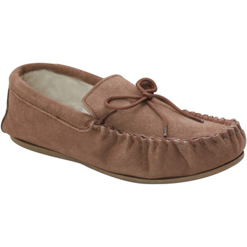 Zapatos Pantuflas Eastern Counties Leather  Camel