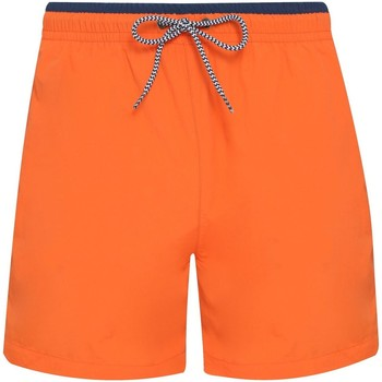 textil Hombre Shorts / Bermudas Asquith & Fox AQ053 Naranja