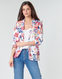 textil Mujer Chaquetas / Americana Betty London MIRKA Multicolor