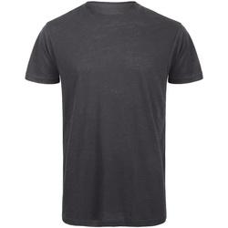 textil Hombre Camisetas manga corta B And C TM046 Antracita chic