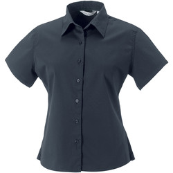 textil Mujer Camisas Russell J917F Zinc