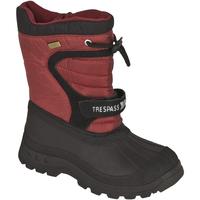 Zapatos Niños Botas de nieve Trespass Huskie Rojo