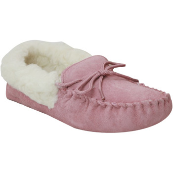 Zapatos Mujer Pantuflas Eastern Counties Leather  Rosa