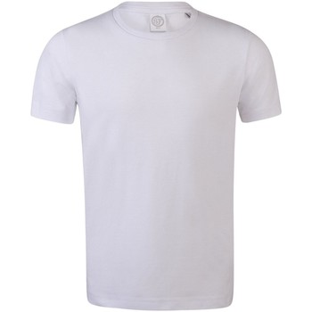 textil Niños Camisetas manga corta Skinni Fit SM121 Blanco
