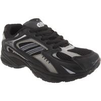 Zapatos Niño Zapatillas bajas Dek Venus III Negro/Gris carbón