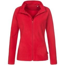 textil Mujer Polaire Stedman  Rojo Escarlata