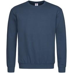 textil Hombre Sudaderas Stedman  Azul marino