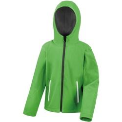 textil Niños cazadoras Result R224JY Verde/negro