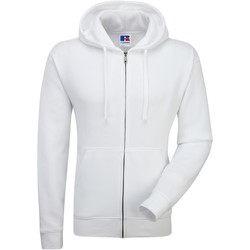 textil Hombre Sudaderas Russell Authentic Blanco