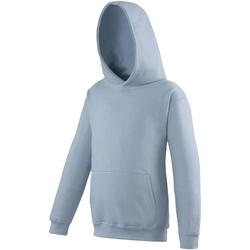 textil Niños Sudaderas Awdis JH01J Azul cielo