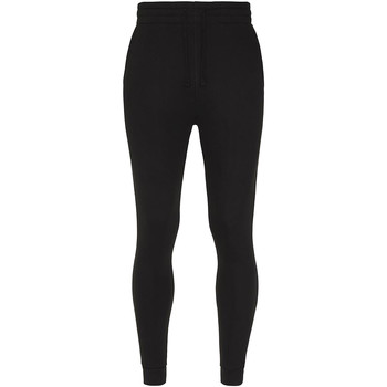 textil Hombre Pantalones de chándal Awdis Track Negro Azabache
