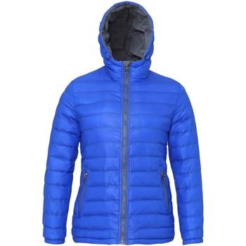 textil Mujer Plumas 2786 TS16F Azul/gris