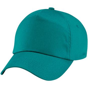 Accesorios textil Niños Gorra Beechfield BC10B Verde esmeralda