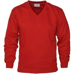 textil Hombre Sudaderas Absolute Apparel  Rojo