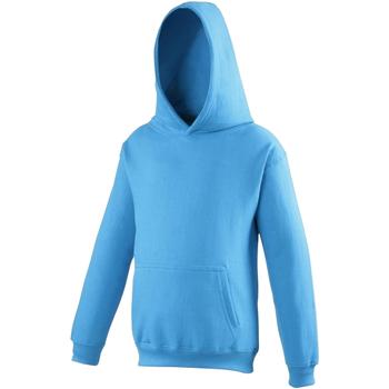 textil Niños Sudaderas Awdis JH01J Azul zafiro