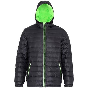 textil Hombre Plumas 2786 TS016 Negro/Lima