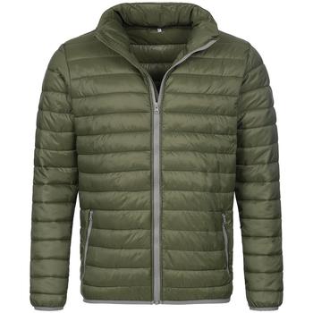 textil Hombre Plumas Stedman  Verde Militar