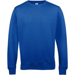 textil Hombre Sudaderas Awdis JH030 Azul Royal