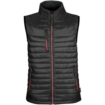 textil Hombre Plumas Stormtech Thermal Negro/Rojo true