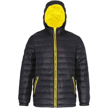 textil Hombre Plumas 2786 TS016 Negro/Amarillo